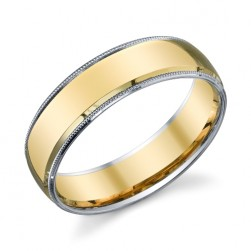 273347 Christian Bauer 18 Karat Wedding Ring / Band