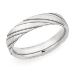 274239 Christian Bauer Platinum Wedding Ring / Band