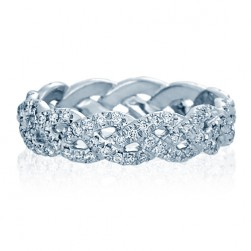 Verragio Eterna-4023 Platinum Wedding Ring / Band