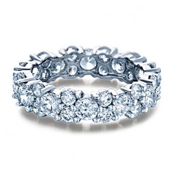Verragio Platinum Eterna Wedding Band Eterna-0005