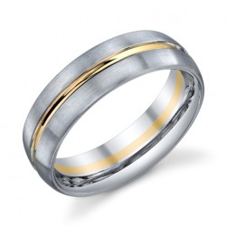 273952 Christian Bauer 18 Karat Wedding Ring / Band