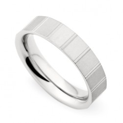 274267 Christian Bauer 18 Karat Wedding Ring / Band