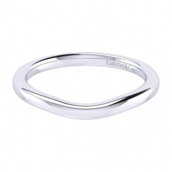 Gabriel 14 Karat Perfect Match Wedding Band WB009AW4JJJ