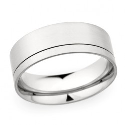 273849 Christian Bauer 18 Karat Wedding Ring / Band