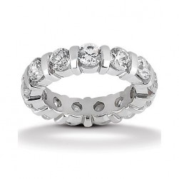 Eternity Diamond Band Platinum Taryn Collection TQD 6-423