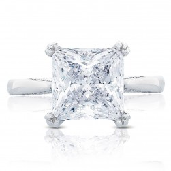 HT2625PR9 Platinum Tacori RoyalT Engagement Ring