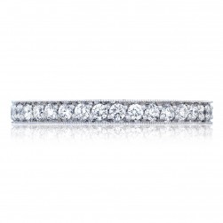 Tacori HT2626B 18 Karat RoyalT Wedding Ring