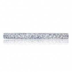 Tacori HT2627B34 18 Karat RoyalT Wedding Ring