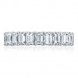 Tacori HT2640W65 18 Karat RoyalT Wedding Ring