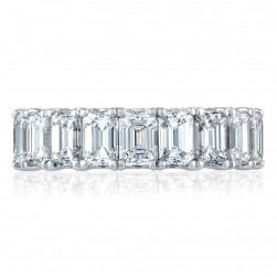 Tacori HT2641W65 Platinum RoyalT Wedding Ring