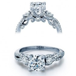 Verragio Platinum Insignia-7045 Engagement Ring