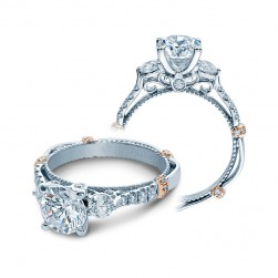 Verragio Parisian-DL-124R 14 Karat Engagement Ring
