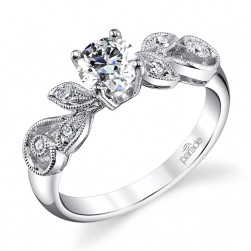 Parade Lyria Bridal R0925 18 Karat Diamond Engagement Ring