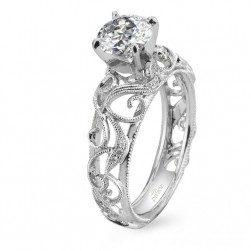 Parade Hera Bridal R2849 18 Karat Diamond Engagement Ring