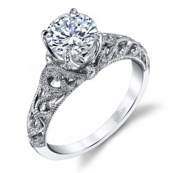 Parade Hera Bridal 14 Karat Diamond Engagement Ring R3512
