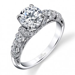 Parade Hera Bridal 18 Karat Diamond Engagement Ring R3471