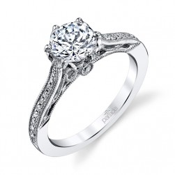 Parade Hera Bridal 18 Karat Diamond Engagement Ring R3557