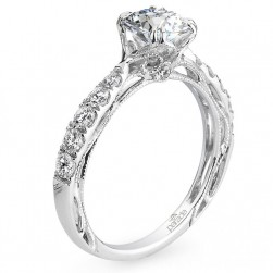 Parade Hera Bridal R3049 14 Karat Diamond Engagement Ring