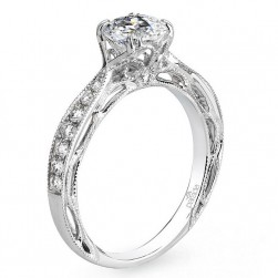 Parade Hera Bridal R3053 Platinum Diamond Engagement Ring