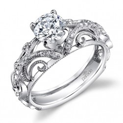 Parade Hera Bridal R3072 18 Karat Diamond Engagement Ring