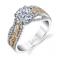 Parade Reverie Bridal 14 Karat Diamond Engagement Ring R3291