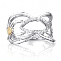 Tacori SR202 The Ivy Lane Ring