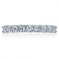 Tacori 2598B12X 18 Karat Wedding Band