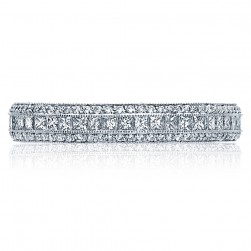 Tacori HT2513PRB 18 Karat Wedding Band