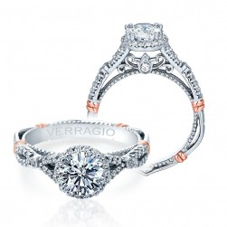 Verragio Parisian-109R 18 Karat Engagement Ring