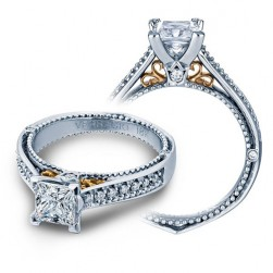 Verragio Venetian 5040P Platinum Engagement Ring