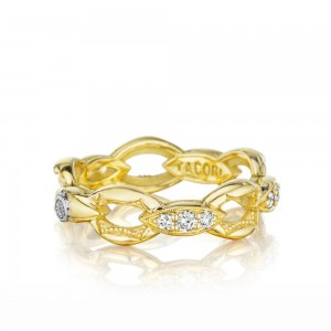 SR184Y Tacori Ivy Lane Gold Ring