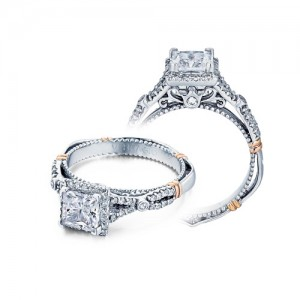 Verragio Parisian-109P 18 Karat Engagement Ring