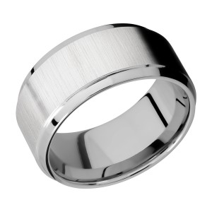 Lashbrook 10B(S) Titanium Wedding Ring or Band