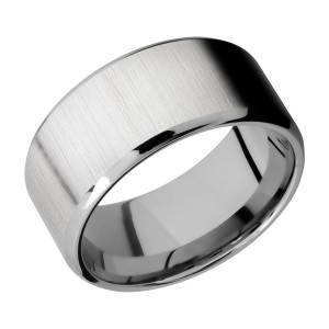 Lashbrook 10B Titanium Wedding Ring or Band