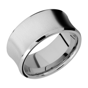 Lashbrook 10CB Titanium Wedding Ring or Band