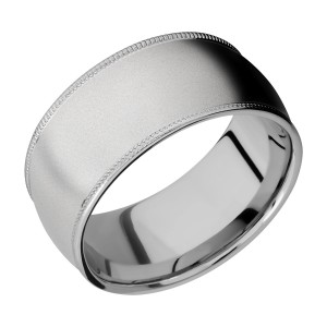 Lashbrook 10DMIL Titanium Wedding Ring or Band