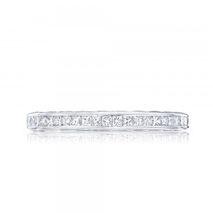 301-25ET Tacori Platinum Starlit Diamond Wedding Ring