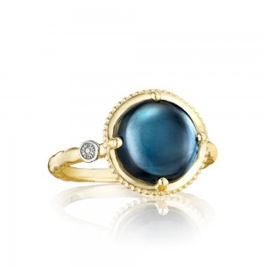 SR181Y37-1 Tacori Golden Bay Gold Ring