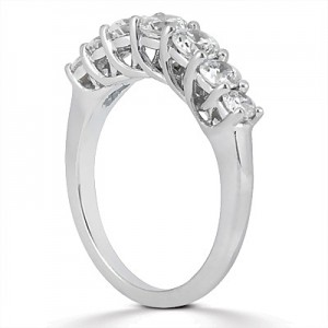 Taryn Collection Platinum Wedding Ring TQD B-848