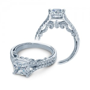 Verragio Insignia-7063PL Platinum Engagement Ring