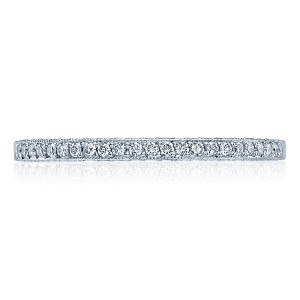 Tacori 2561B-1 18 Karat Wedding Band
