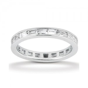 Eternity Diamond Band 18 Karat Taryn Collection TQD 6-834