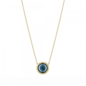 SN179Y37 Tacori Golden Bay Gold Necklace