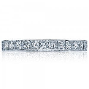 2636BPRLG Platinum Tacori Simply Tacori Diamond Wedding Ring