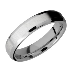 Lashbrook 5B Titanium Wedding Ring or Band