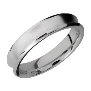 Lashbrook 5CB Titanium Wedding Ring or Band