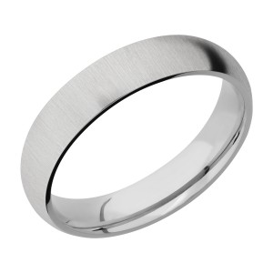Lashbrook 5D Titanium Wedding Ring or Band