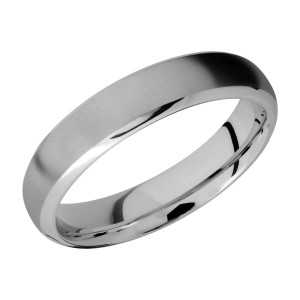 Lashbrook 5DB Titanium Wedding Ring or Band