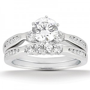 Taryn Collection 14 Karat Diamond Engagement Ring TQD A-8511