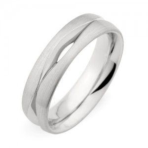 274281 Christian Bauer 18 Karat Wedding Ring / Band